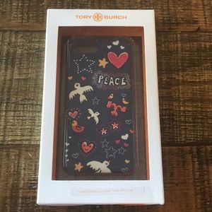 BRAND NEW Tory Burch Hardshell Case iPhone 7